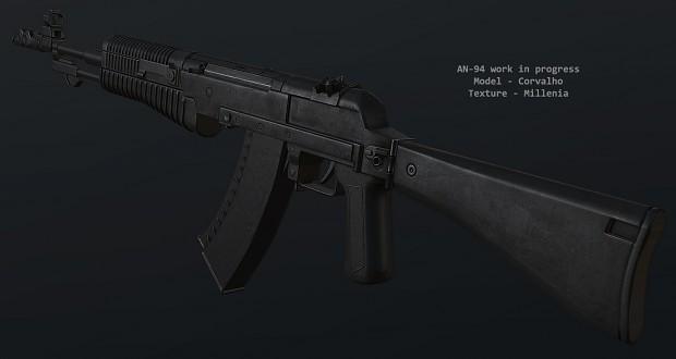 AN-94 texturing