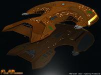 Marauder class - render picture