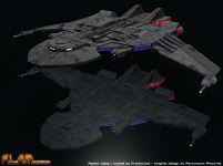 Maquis Raider - render picture
