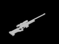 Arctic Warfare Magnum Sniper (AWM)