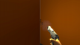 Muzzle Flash Lighting