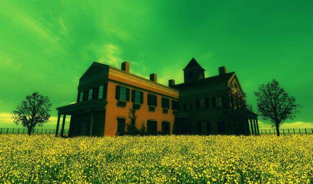 Radiator 1-3, Much Madness - Dickinson residence