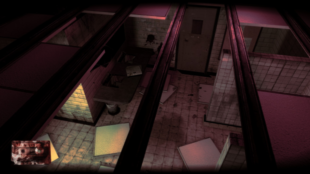 Maintenence Locker Room