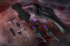 New Halo ships...