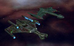 Supergate Ships - Star Trek