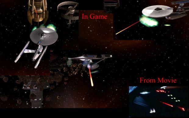Enterprise Projectile Demo