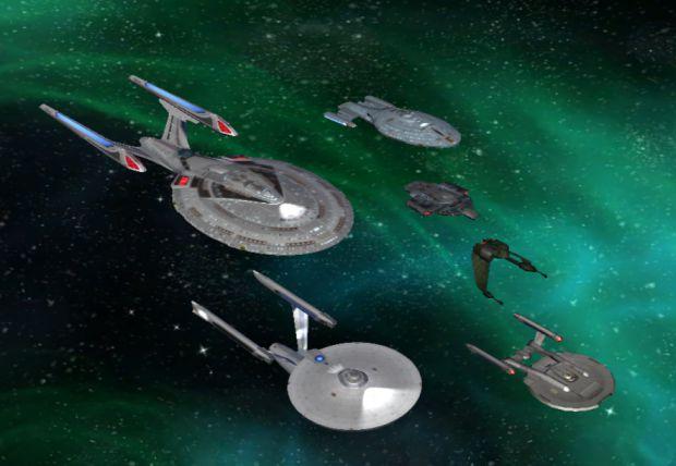 New Trek Heroes
