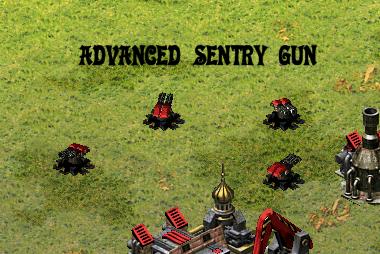 Advanced Sentry Gun