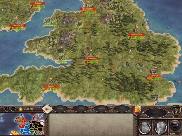 Краткое описание патч 1.5 Medieval 2 Total War Kingdoms Russian; Добавлено