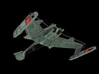 D-2 K'raal Class Battlecruiser
