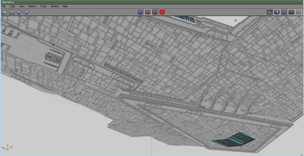 New Harrower-class Dreadnought WIP