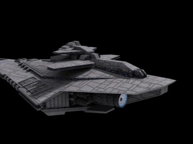 Finished Sith Destroyer (Battlecruiser)