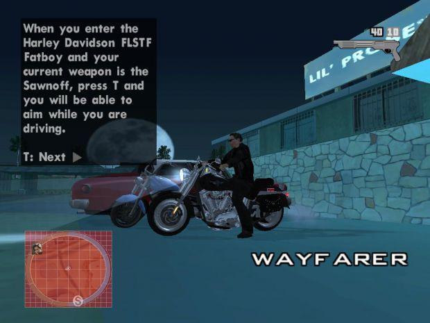 GTA SA Terminator 2 Judgment Game MOD PART 1