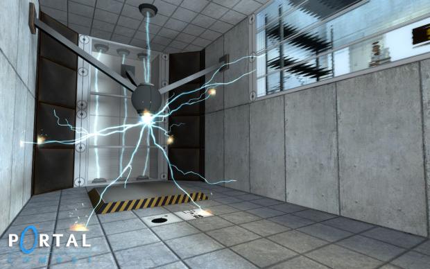 Test Chamber 2 - Plasmacore Bomb spawner