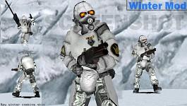 Winter Combine Skin