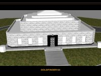 Fort Knox, partially textured