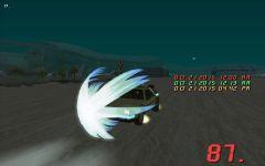 New Wormhole Texture - Part II DeLorean