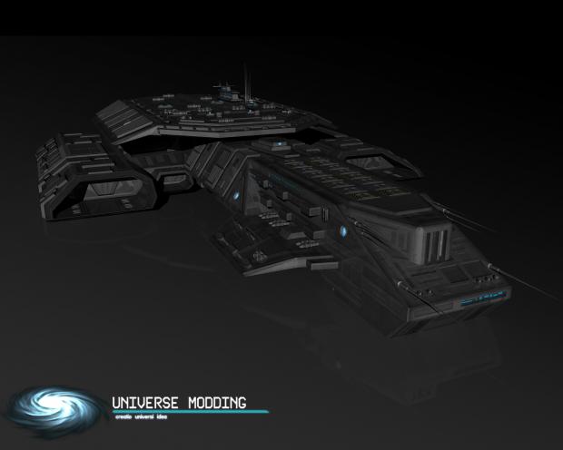 BC-304 Class - Retextured