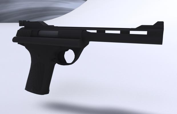 Sender Pistole