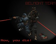 Belmont Team - Asian Vampire Hunters