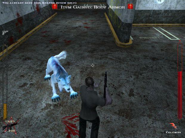 NPC Model - Sabbat Ghoul Wolf
