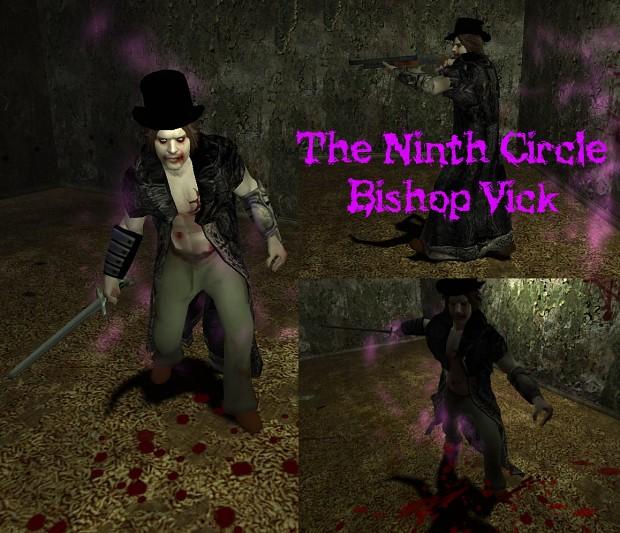 The Ninth Circle - Bishop Vick