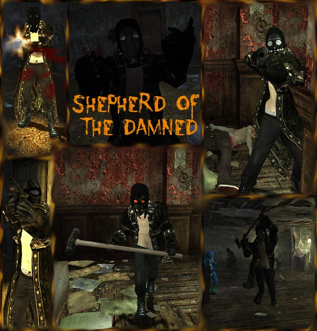 The Ninth Circle - Shepherd of the Damned
