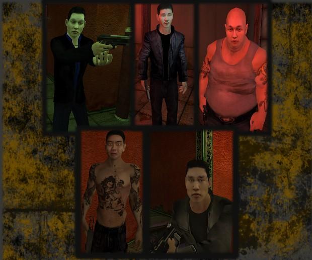 Tong Gang Members