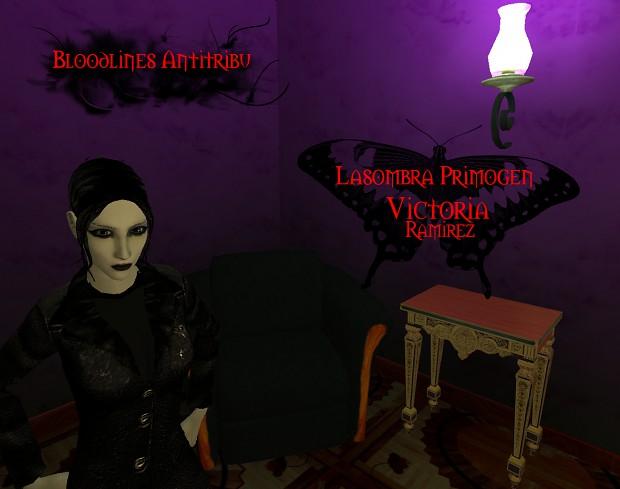 NPC - Lasombra Primogen - Victoria Ramirez image