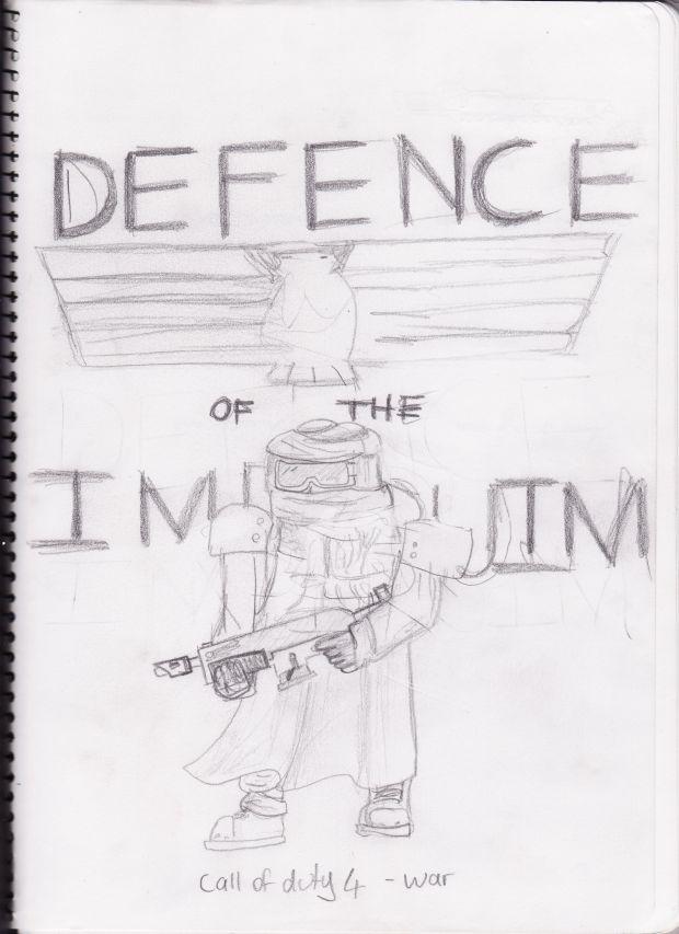 Tallarn Concept Drawing