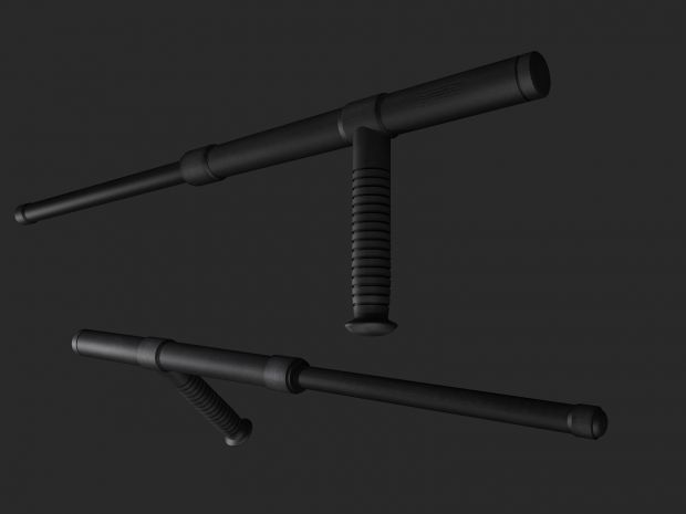 Baton Texture Update