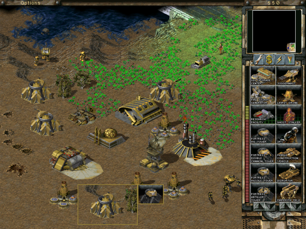 0.20 version / GDI SAM/Missile Fortress Tower