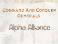Alpha Alliance (C&C Generals: Zero Hour)