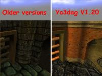 V1.20 high resolution textures and phong shading