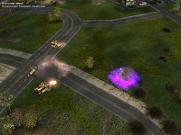 Screen shots from gameplay.