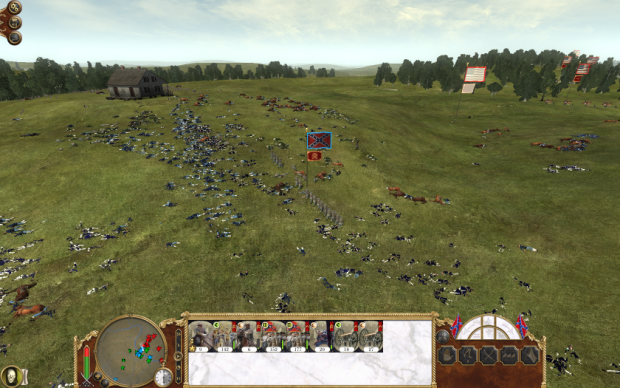 how to play as america in empire total war