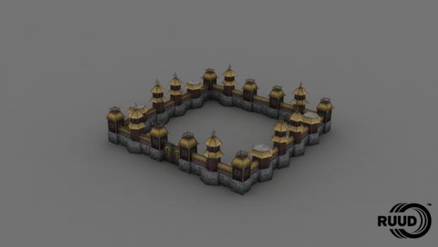 Evilman building