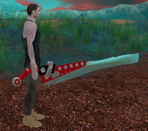 Sword Scale Test