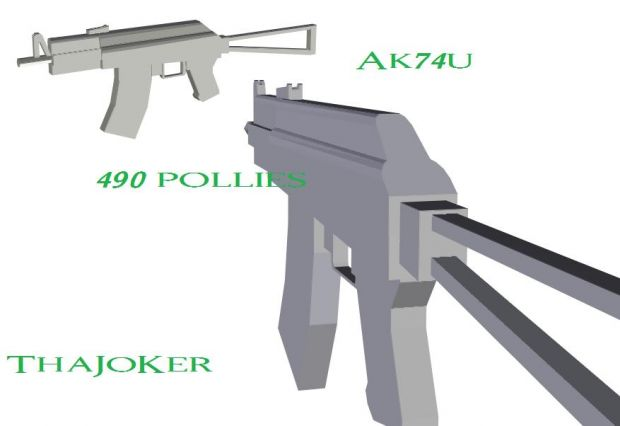 The AK74u