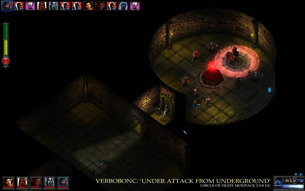 Verbobonc: 'Under Attack From Underground'