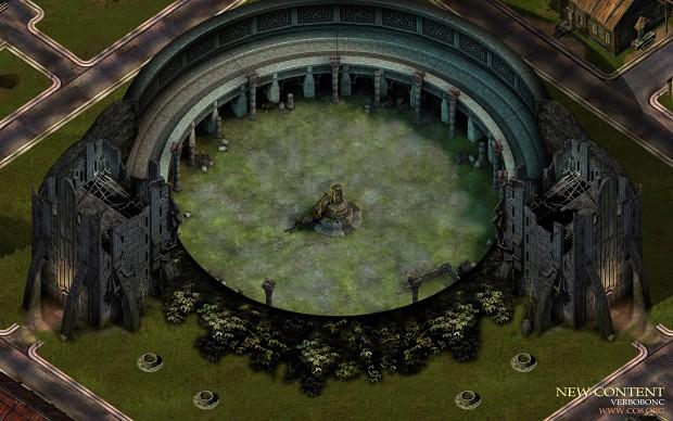 Verbobonc: Coliseum