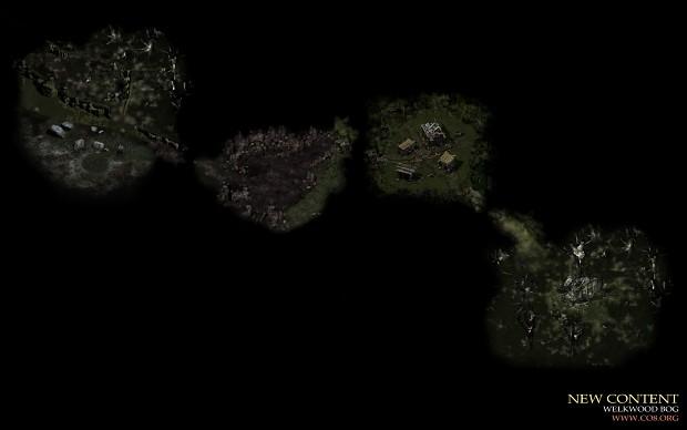 New Content: Welkwood Bog