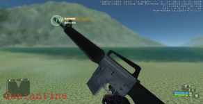 M16 In-game