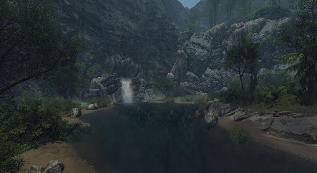 Island Interior Update