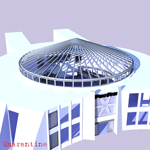 Main Facility - Exterior Shot