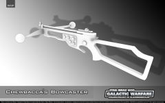 W.I.P.: Weapon Models in Galactic Warfare
