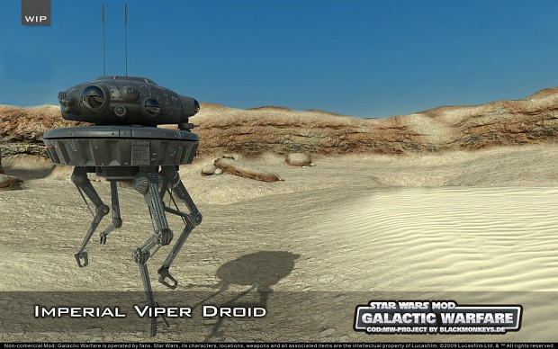 Imperial Viper Droid