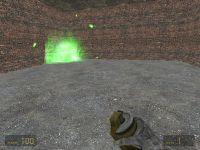 Green Grenade Explosions