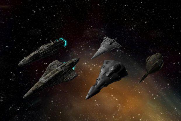 Galactic Alliance Capital Ship