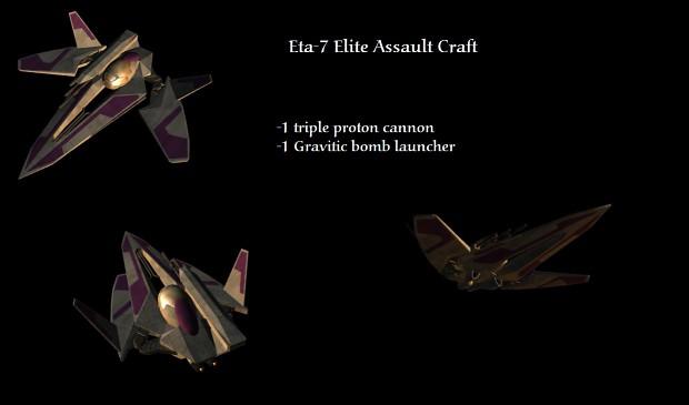 Eta-7 Elite Assault Craft